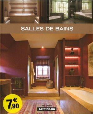 Salles de bains - le figaro - 9782810500352 -