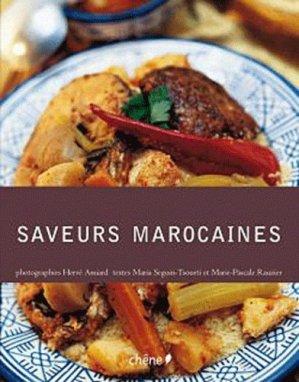 Saveurs marocaines - du chene - 9782812302091 -