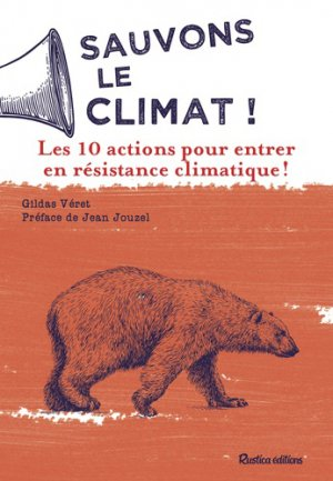 Sauvons le climat ! - rustica - 9782815314091 -