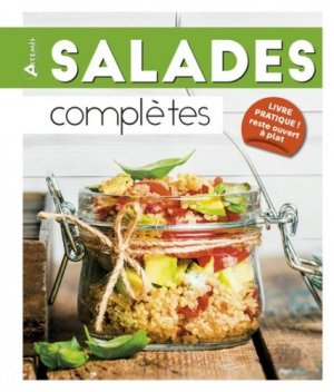Salades complètes - artemis - 9782816012699 -
