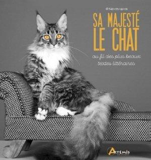 Sa majesté le chat - Artémis - 9782816015652 -