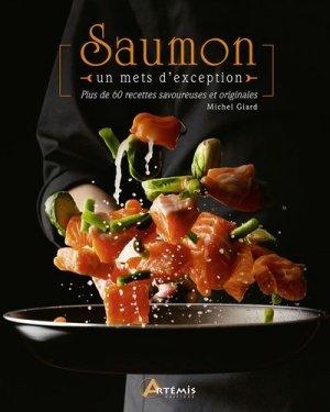 Saumon, un mets d'exception - artemis - 9782816016444 -