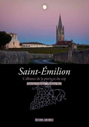 Saint-Émilion - sud ouest - 9782817706665 -