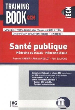 Santé publique - vernazobres grego - 9782818315897 -