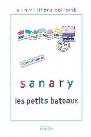 Sanary les petits bateaux - Editions Persée - 9782823106329 -