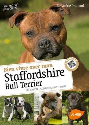 Savoir vivre avec mon Staffordshire Bull Terrier + Vidéos - ulmer - 9782841389346 -