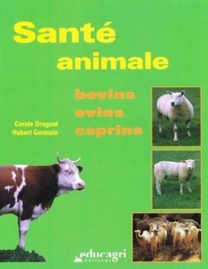 Santé animale - educagri - 9782844440433 -