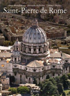 Saint-Pierre de Rome - l'arche - 9782851818737 -