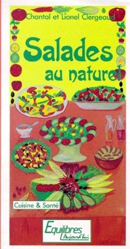 Salades au naturel - Equilibres - 9782877240130 -