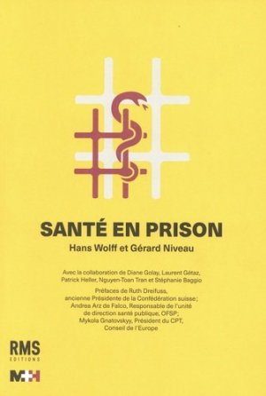Santé en Prison - medecine et hygiene - 9782880494100 -