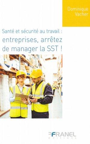 Santé et sécurité au travail - arnaud franel - 9782896035670 -