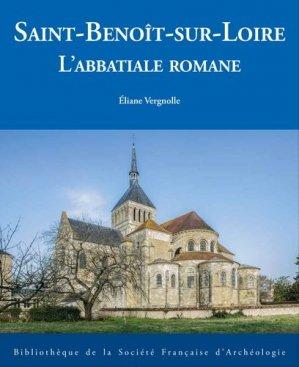 Saint-Benoît-sur-Loire - societe francaise d'archeologie - 9782901837756 -