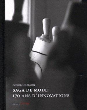 Saga de mode - esmod - 9782909617343 -