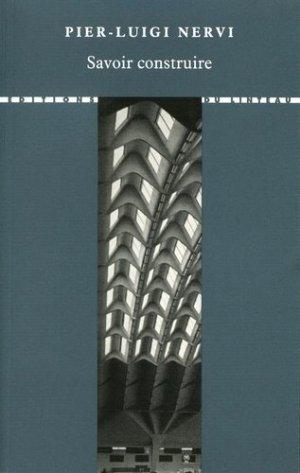Savoir construire - du linteau  - 9782910342982 -