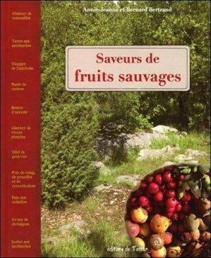 Saveurs de fruits sauvages - de terran - 9782913288959 -