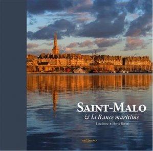 Saint-Malo & la Rance maritime - Editions Géorama - 9782915002997 -