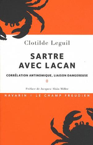 Sartre avec Lacan - navarin - le champ freudien - 9782916124131 -