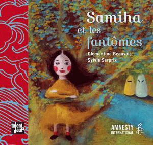 Samiha et les fantômes - talents hauts - 9782916238777 -