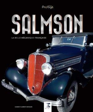 Salmson - etai - editions techniques pour l'automobile et l'industrie - 9791028303037 -