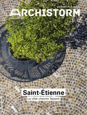 Saint-Etienne - Archistorm - 9791091731409 -