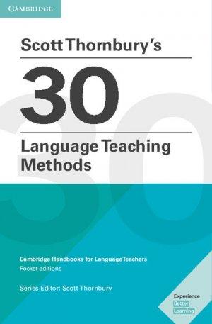Scott Thornbury's 30 Language Teaching Methods- cambridge - 9781108408462 -