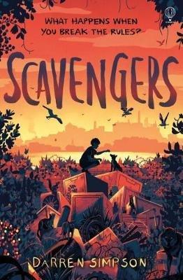 Scavengers - usborne - 9781474956024 -