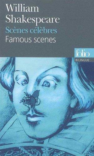 Scènes célèbres - gallimard editions - 9782070346080 -