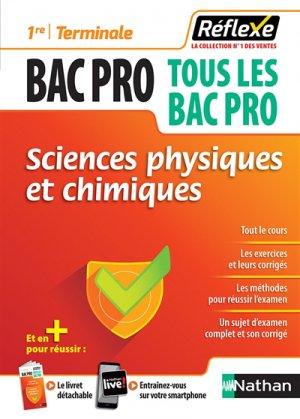 Sciences physiques et chimiques - nathan - 9782091651484 -