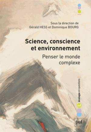 Science, conscience et environnement - puf - 9782130735588 -