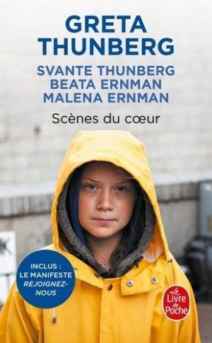 Scènes du coeur - le livre de poche - lgf librairie generale francaise - 9782253101482 -