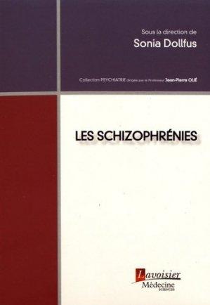 Schizophrénies - lavoisier msp - 9782257207395 -