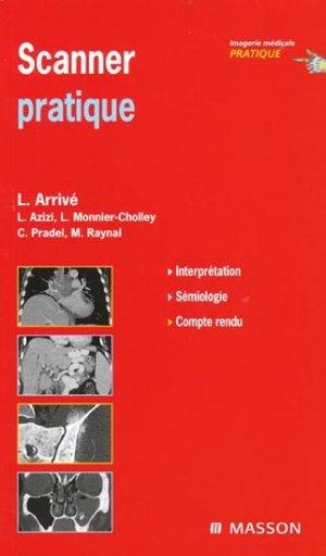 Scanner Pratique - elsevier / masson - 9782294707001 -