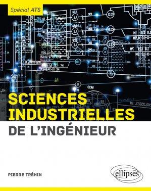 Sciences industrielles de l'ingénieur - ellipses - 9782340024038 -