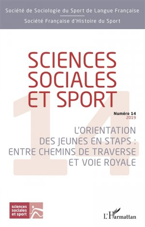 Sciences sociales et sport 14 - l'harmattan - 9782343179803