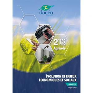 Sciences économiques : évolution et enjeux économiques - doceo - 9782354972103 -