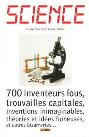 Science - la maison d'edition - 9782360260041 -