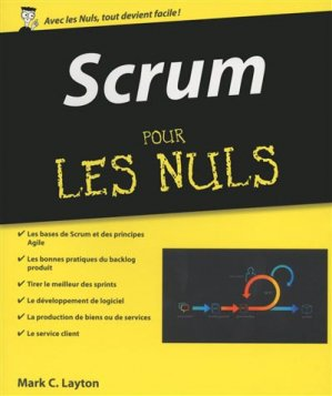 Scrum pour les Nuls - first editions - 9782754083355 -