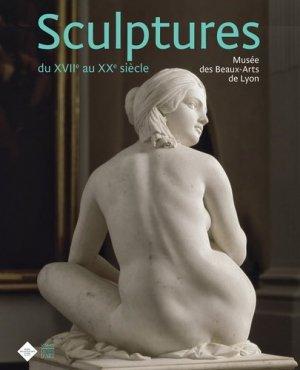 Sculptures du XVIIe au XXe siècle - somogy - 9782757212691