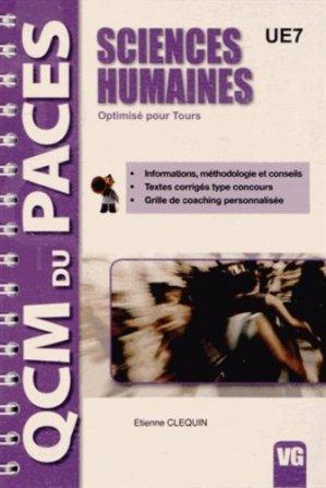 Sciences humaines Optimisé pour Tours - vernazobres grego - 9782818310144 -