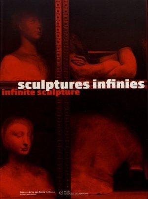 Sculptures infinies. Des collections de moulages à l'ère digitale, Edition bilingue français-anglais - ENSBA - 9782840566854 -