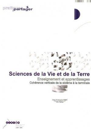 Sciences de la Vie et de la Terre - Canopé - CRDP d'Aix-Marseille - 9782866144258 -