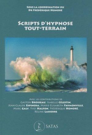 Scripts d'hypnose tout-terrain - satas - 9782872931965 -