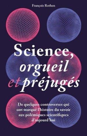 Science, Orgueil et Préjugés - efpl press - 9782889153411 -