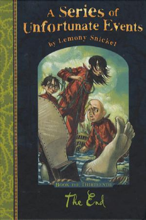 Series of Unfortunate Events - Volume 13, The End - egmont - 9781405226738 -