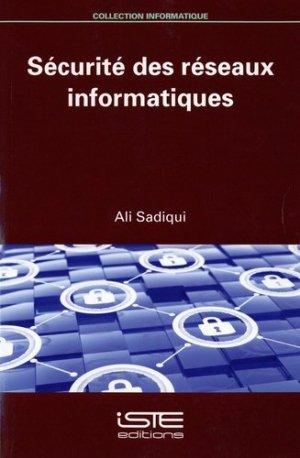Sécurité des réseaux informatiques - iste - 9781784056216 -