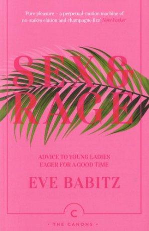 SEX AND RAGE  - canongate books - 9781786892744 -