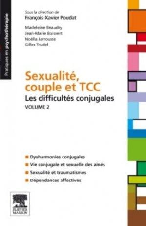 Sexualité, couple et TTC - elsevier / masson - 9782294715259 -