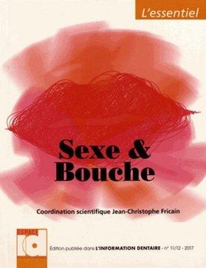 Sexe et bouche - espace id - 9782361340445