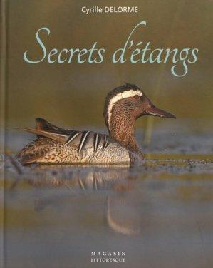 Secrets d'étangs - magasin pittoresque - 9782373460193 -