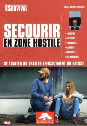 Secourir en zone hostile - Memorabilia - 9782377830206 -